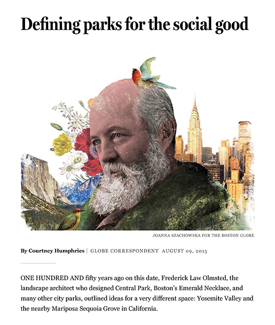 Defining parks for the social good - The Boston Globe