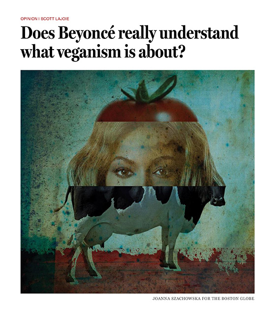 Does Beyoncé really understand what veganism is about? - The Bo